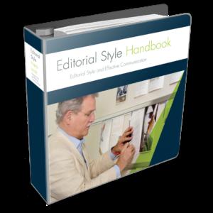 Editorial Style Handbook