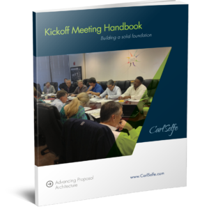 Kickoff Meeting Handbook