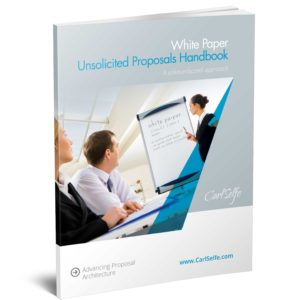 White Paper Unsolicited Proposals Handbook